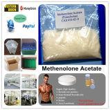 Acétate permissible de Methenolone de stéroïdes de Primobolan (as de Methenolone) avec la qualité
