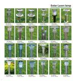 Lampada solare calda dell'erba di vendita LED/lampada di paesaggio