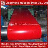 0,45 mm SGCC cruce PPGI caliente en alta calidad