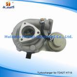 Le véhicule partie le turbocompresseur pour Nissans Td42t/Td42ti Ht18 14411-62t00 Gt2252s/Gt1849V/Gt3576dl