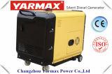 Yarmax 5kw 6000W 디젤 엔진 발전기 고정되는 발전기 침묵하는 Genset 제조자 Ym9900t