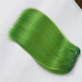 卸し売り安く総合的な毛の編むよこ糸、高温総合的な組みひもの毛