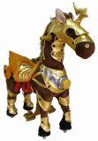 Passeio a Cavalo de ouro (AF-005)
