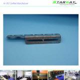 Kundenspezifischer Laser-Ausschnitt mit Blech-Herstellung (der Qualitätsteil)