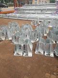 4-Leged 강철 격자 안테나 세포 탑