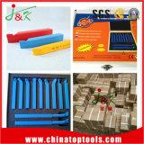 ろう付けされる中国人の農産物の炭化物は用具を使うビット(DIN4978-ISO3)に