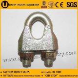 Dispositif de levage industriel réglable DIN1142 Wire Rope Clip