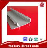 Aluminiumstrangpresßling anodisiertes verfilztes Profil 6063 T5 für Küche-Möbel