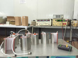 Chaufferette en caoutchouc de garniture de traitement au four de tasse de résistance électrique de silicones