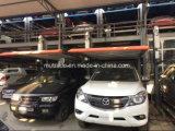 Hydraulique-Stationnement 1127--Matériel de garage de stationnement de véhicule de poste deux