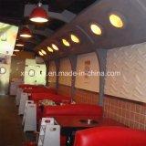 Comitato acustico di assorbimento acustico 3D per la decorazione della parete del ristorante di Hotpot
