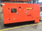 106kVA geluiddichte Diesel Generator met Lovol Motor 1006c-Ptag1a voor de Projecten van de Bouw
