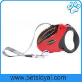 Trela retrátil quente do cão de animal de estimação do abastecimento em produtos do animal de estimação da venda do fabricante