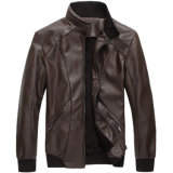 PU-Umhüllung für Männer im gute Qualitätsform-Mantel