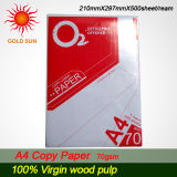 100% de celulose papel A4 70g (CP0011)