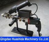 Machine de soudure en plastique de réparation de pipe de canon de soudure