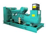 Комплект генератора двигателя молчком 200kw 250kVA Googol 50Hz тепловозный