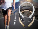 Subwooferのネックレスの無線Bluetooth 4.0のヘッドセットのヘッドホーン
