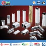 ASTM/AISI/JIS Tubo de Aço Inoxidável para decoração