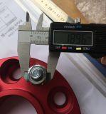Espaçadores de alumínio da roda dos aviões seguros elevados