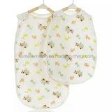 100%年の綿の赤ん坊の寝袋