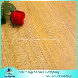 Preço mais barato escovado Strand Woven Bamboo Flooring Indoor Use in High Quality White Oak Color