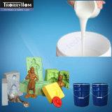 Gomma di silicone liquida per la fabbricazione concreta della muffa degli ornamenti