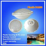 indicatore luminoso della piscina di 54W IP68 LED, illuminazione subacquea, lampada di PARITÀ del LED