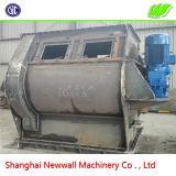 Mezcladora de mortero seco 3m3 de doble eje