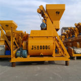 El eje de doble (Mezclador de concreto Js1000)