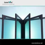 Vidro liso colorido decorativo do vácuo de Landvac usado nos edifícios de vidro da parede de cortina