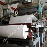 Línea de producción de papel de tejido de 1575 mm 3 toneladas por día