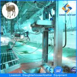 Strumentazione di macellazione della capra