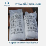 Hete Verkoop 99.95% Vochtvrije het Chloride van het Magnesium van Mn