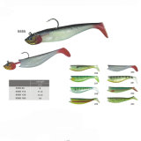 Hot Selling Cheap Mustang Crochet Soft Fishing Lure