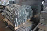 Estructura de acero galvanizada de la inmersión caliente