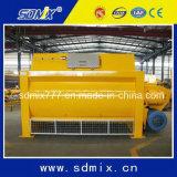 De hoge Efficiënte Tweeling Concrete Mixer Ktsa9000/6000 van de Schacht