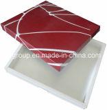 El envasado de alimentos de gama alta de la caja de torta de la impresión de Cmyk encajona las cajas de papel