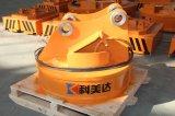 Fornitore della Cina di scarti che alzano magnete per l'escavatore, il macchinario del carrello elevatore ecc