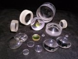 Lente de la bola de cristal BK7 lente óptico y media bola