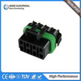 Автоматический электрический разъем датчика кислорода агрегата снабжения жилищем