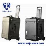 -Walky Talky Tetra Celular 3G 4G GPS WiFi Dds Bombas de interferência de sinal