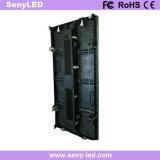 Gekurvt den Druckguß, der Panel LED-Bildschirmanzeige bekanntmacht (Innenim freienP3.91mm/P4.81mm)