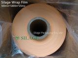 750mm*1500mの膨らんだオレンジサイレージのフィルム