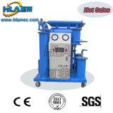 높은 진공 정전기 기름 정화기