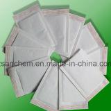 Le blanc du papier kraft écrus et blanchis