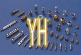 Steel et Brass inoxidables Machining Partie (X18)
