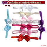 Bogen-Stirnband-Haar-Band-elastische Hochzeits-Taufen-Partei (P3044)