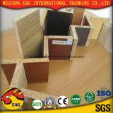 15mm Grau de mobiliário de madeira simples aglomerado de decoração do gabinete
