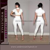 Goedkoop In het groot Hoogste Bodysuit van Jumpsuits van de Kleren van de Vrouwen van de Manier Kruippakje (N161)